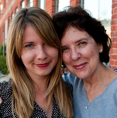 Theresa Duringer and her mother Maryann Klingman