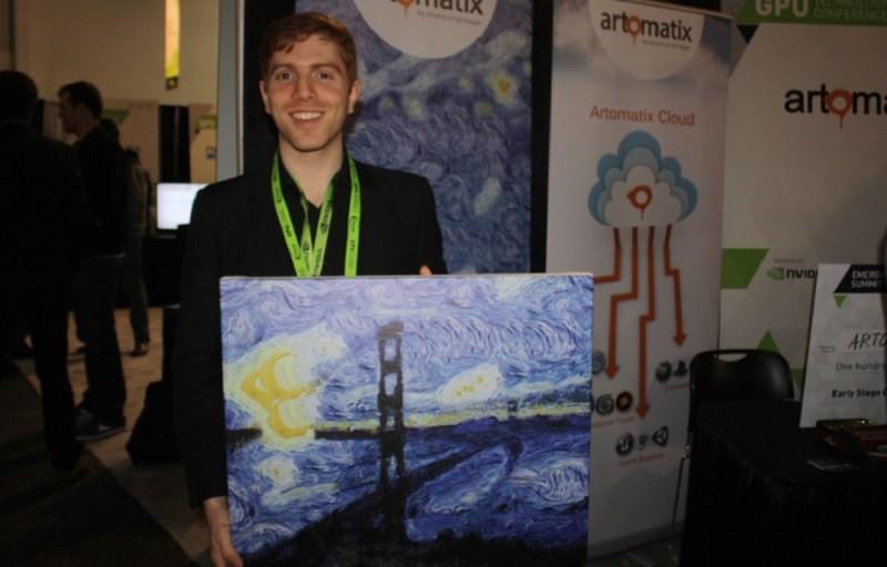 Eric Risser of Artomatix.