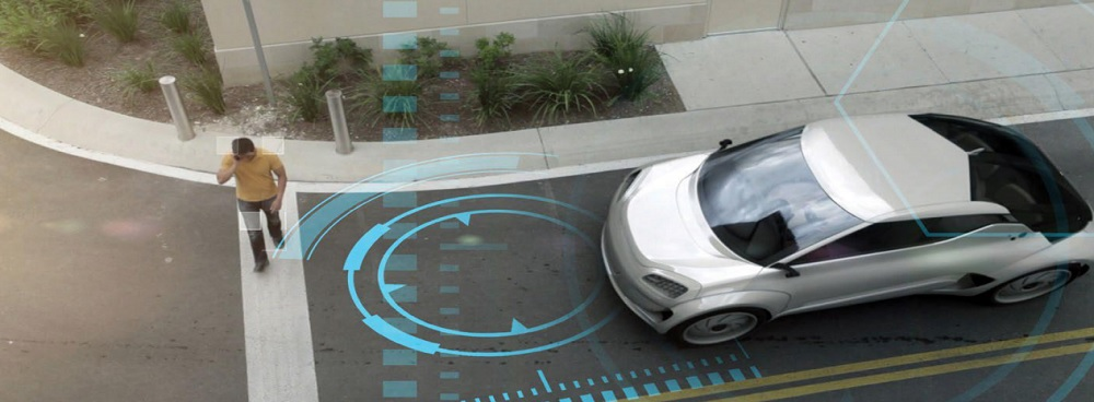 Freescale is making processors and sensors that can detect pedestrians.