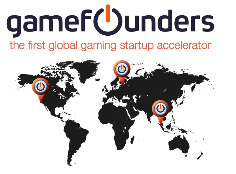GameFoundres is expanding.