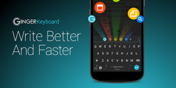Mobile keyboard app Ginger to explore Chinese market with localized features