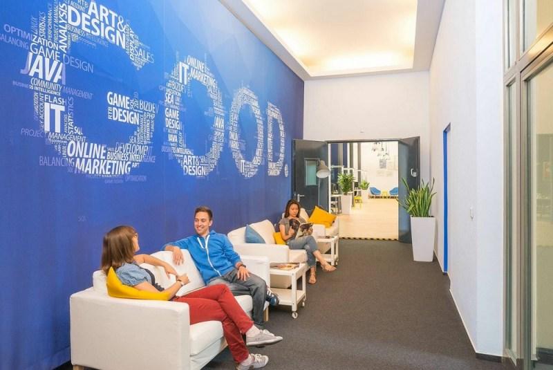 Goodgame Studios headquarters in Hamburg.