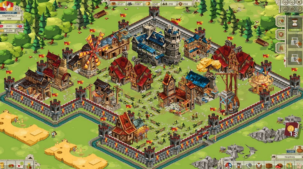Goodgame Studios quietly becomes one of Germany's biggest ... Goodgame Empire