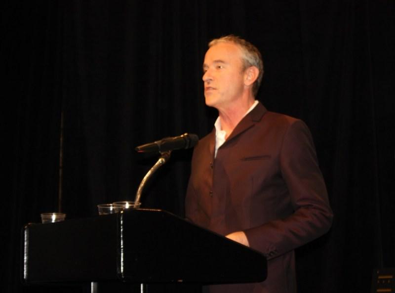 Maarten Noyons, head of the IMGA.