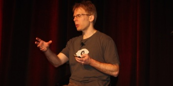 Oculus technology guru John Carmack explains why he's spending all his time on mobile VR