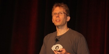 Oculus' John Carmack endorses Otoy's VR light field rendering tech