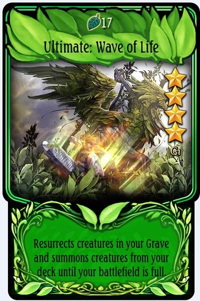 Mabinogi Duel card