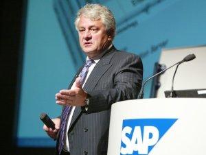 SAP founder and chairman Hasso Plattner