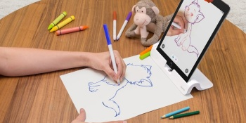 Osmo Masterpiece could turn every kid into an iPad artist
