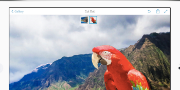 Adobe updates Photoshop Mix with stylus support and new photo editing features