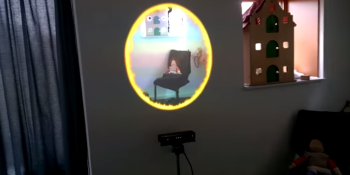 Watch Portal come to life thanks to Microsoft's Kinect
