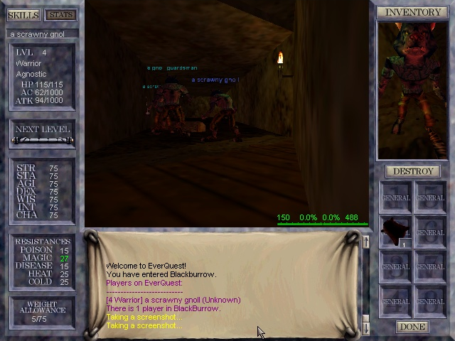 EverQuest Project M