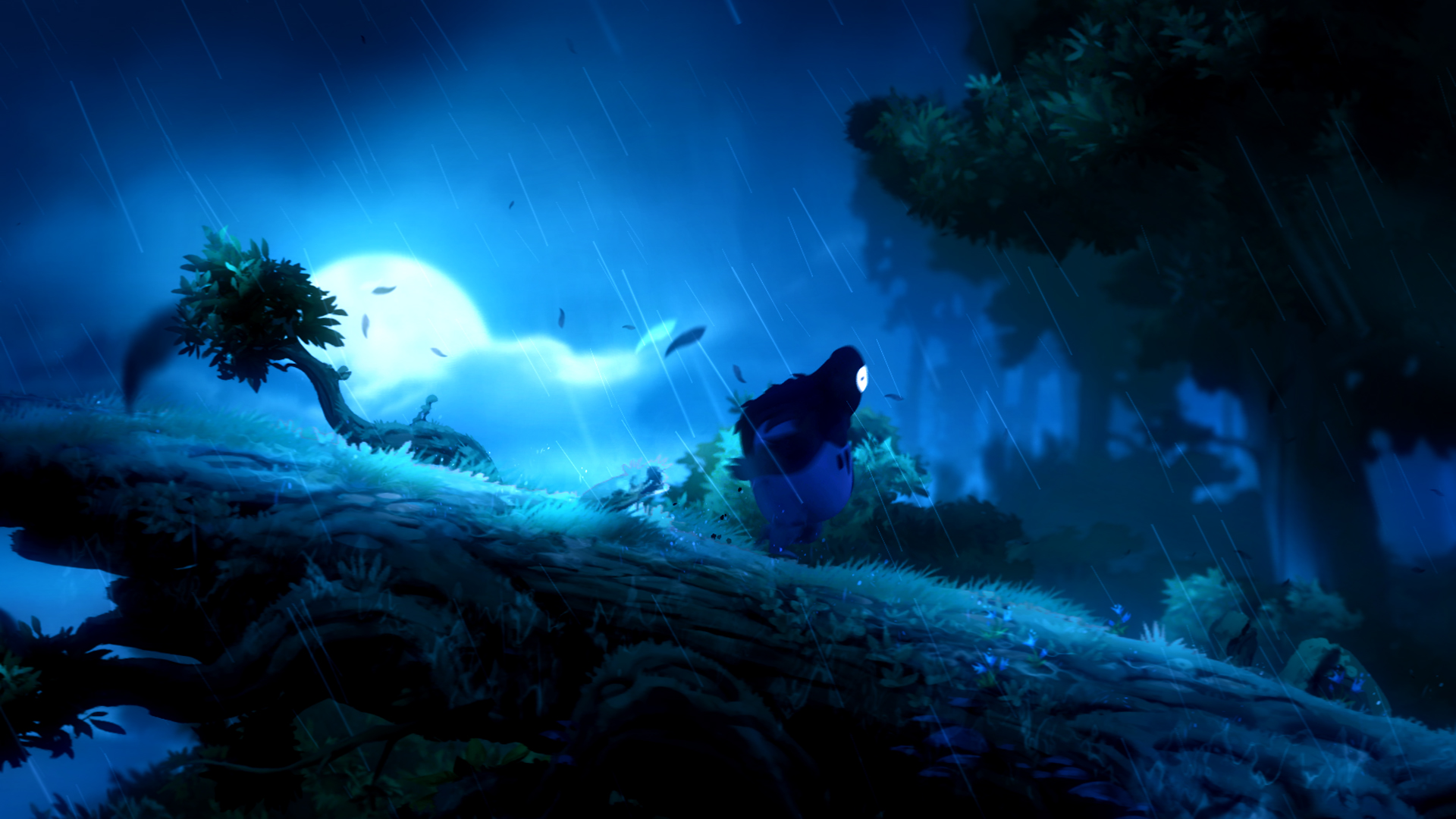 Ori and the Blind Forest makes momma Metroid super-proud