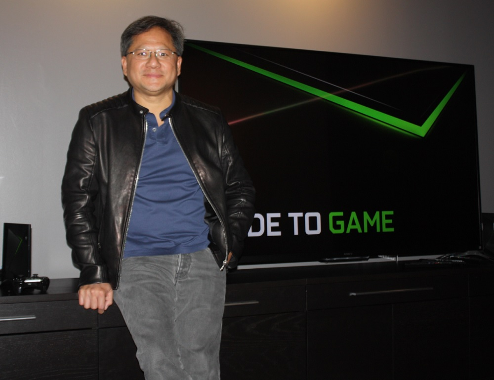 Nvidia Ceo Jen Hsun Huang Says That Vr S 250 Startups Remind Him Of The Dawn Of Graphics Chips Venturebeat