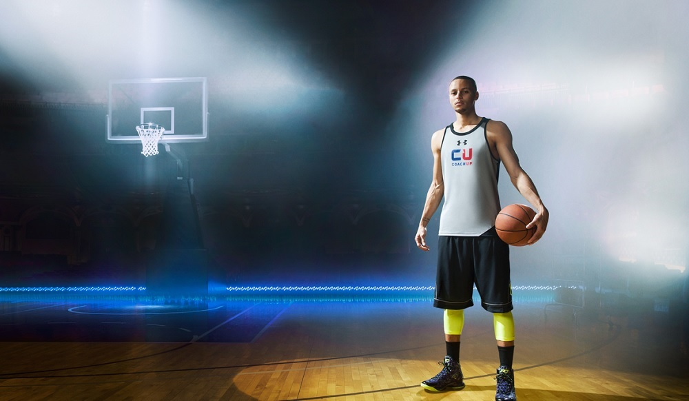 Nba star steph curry joins coachup for private 1 on 1 coaching