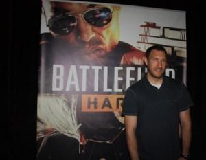 Steve Papoutsis, executive producer of Battlefield Hardline