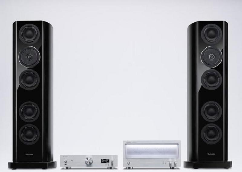 Panasonic's Technics sound systems will use GaNs chips.