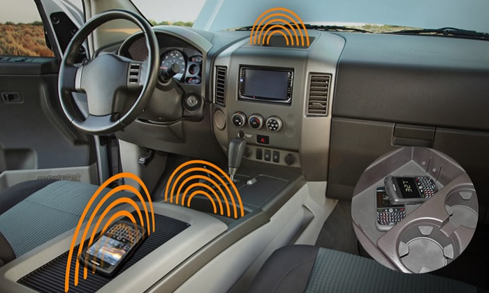 GaN chips enable cheap wireless charging systems.