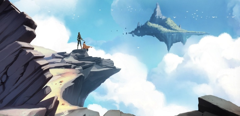 Bossa Studios' Worlds Adrift