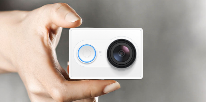 Xiaomi's YiCamera is a $63 GoPro competitor for the Chinese market.