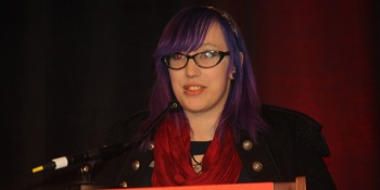Indie designer Zoe Quinn to developers: You can code comedy, too