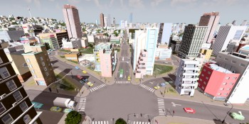 Someone is re-creating San Francisco in Cities: Skylines