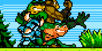 How Shovel Knight's developer revived the bane of GameStop clerks everywhere: Battletoads