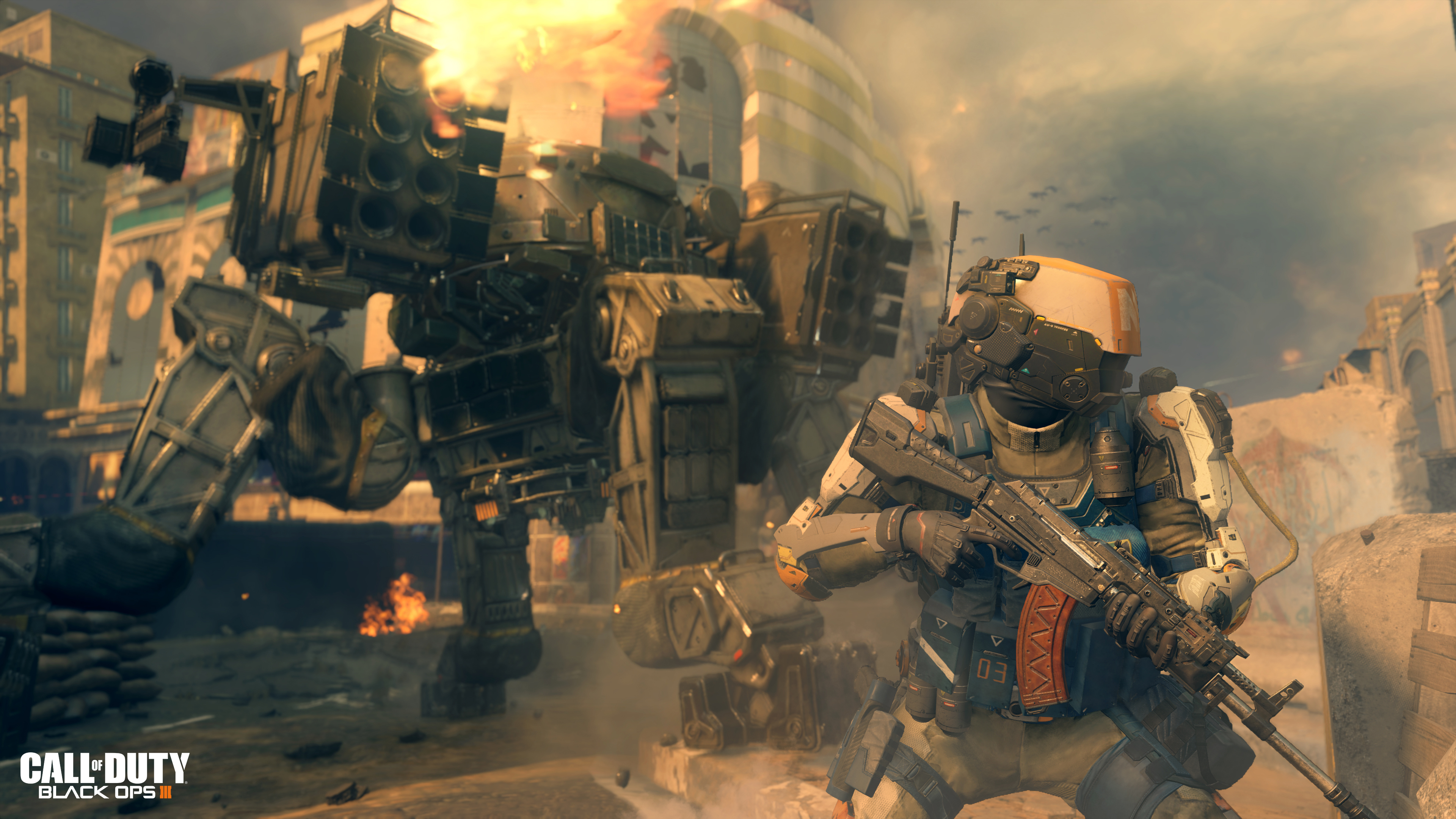 Call Of Duty Black Ops Iii S Single Player Campaign Takes You