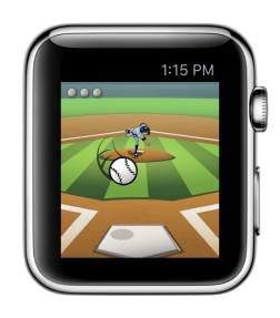 Watch This Homerun is the first of a series of Watch sports games from Eyes Wide Games.