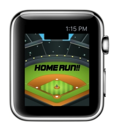 Aim for the fences in Watch  This Homerun.