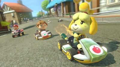 Did You Know Mario Kart 8 Has A Brake Button You Actually