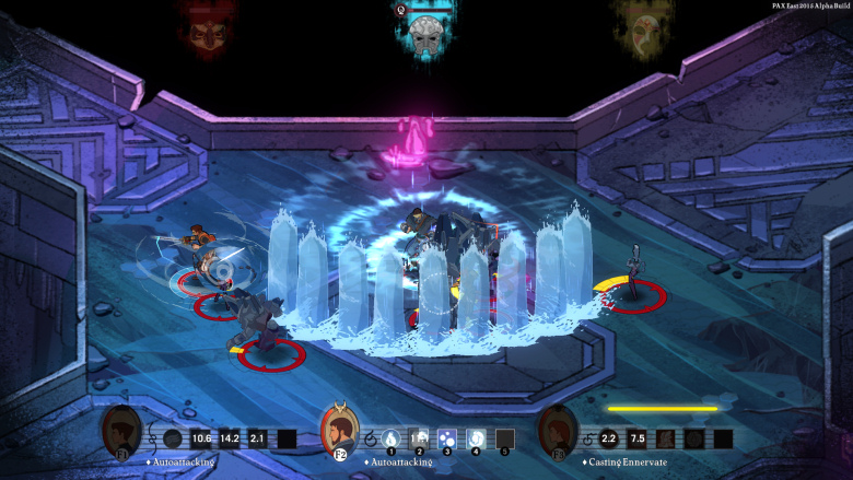 Masquerada Gameplay