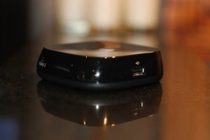 The Roku 3's USB port gives it a leg up over both Apple TV and Google Chromecast. Photo by Simon Cohen.