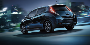 Nissan's plug-in Leaf surpasses Chevy's Volt in total sales since 2010