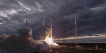 SpaceX launch footage is even better in 4K