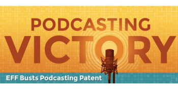 U.S. patent office busts one tool trolls use to bully podcasters
