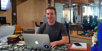 Mark Zuckerberg is doing an AMA on Facebook right now