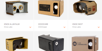 Google Cardboard gets a new standard to unify devices and viewers
