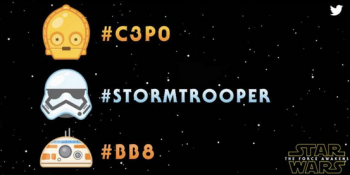 These are the Star Wars Twitter emojis you're looking for