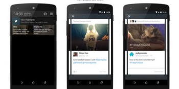 Twitter launches Highlights for Android, a summary of the best tweets you missed