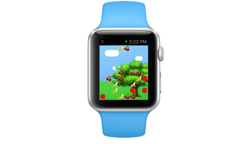 Berry Quest is one of the first Apple Watch matching puzzle games.