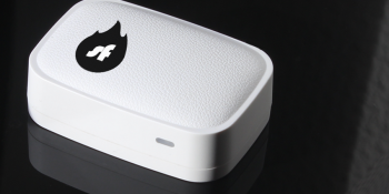 The Backed Pack: A VPN secure box, a comfortable keyboard, & a clever waking solution