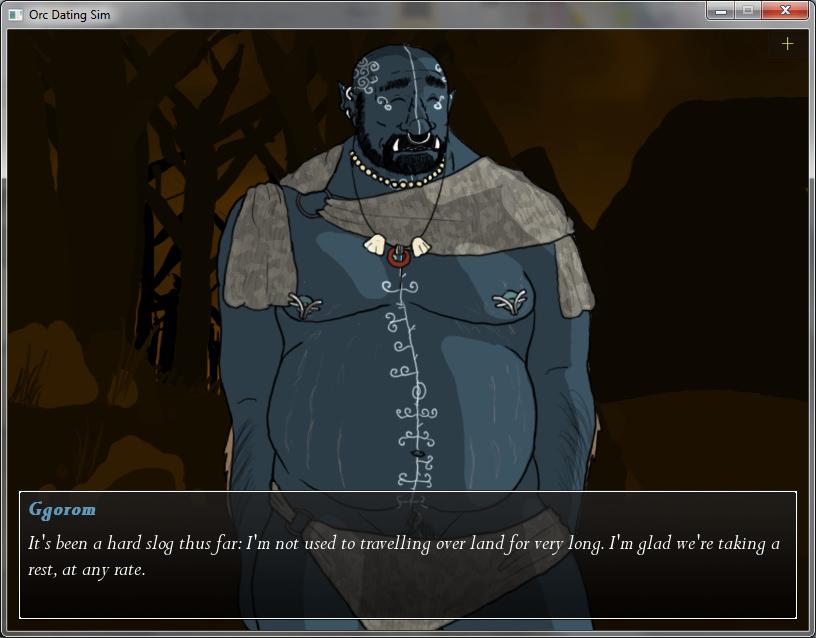 Tusks: The Orc Dating Sim - Ggorom
