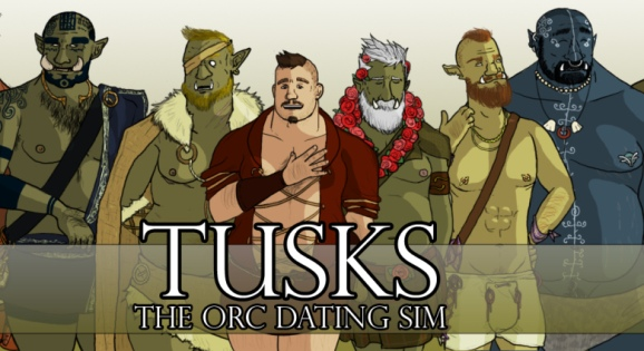 Tusks: The Orc Dating Sim