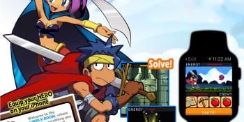Apple Watch is getting an adventure game from Shantae developer WayForward