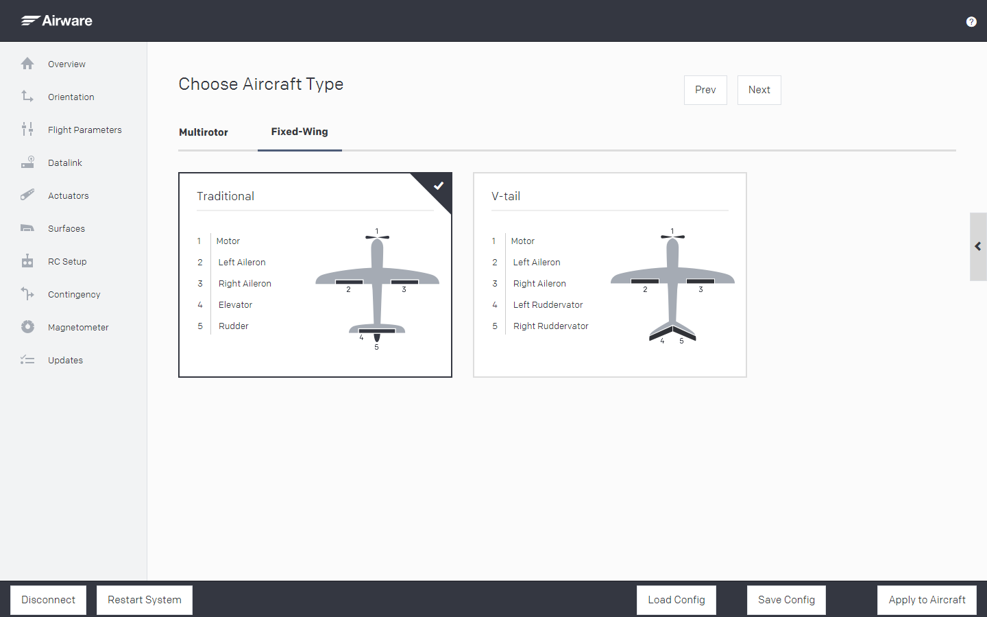 Airware's platform lets customers integrate with any type of airframe.