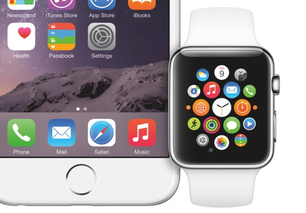 Apple Watch and iPhone 6