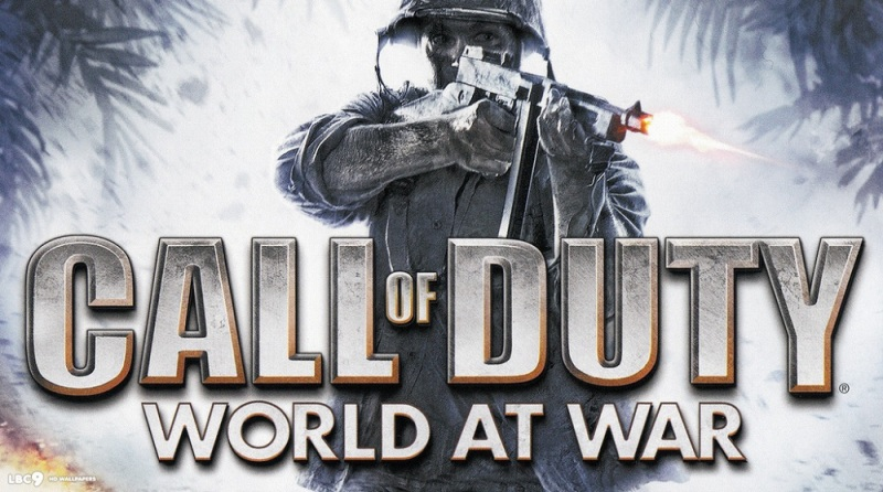 Call of Duty: World at War was the last World War II game for Treyarch.