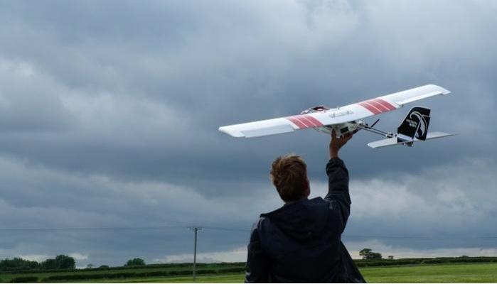 insurance drones