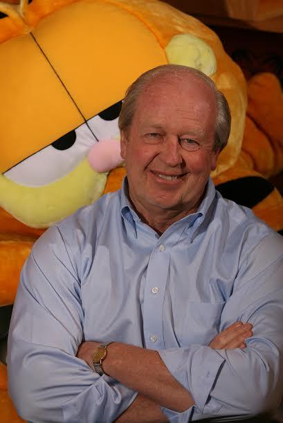Jim Davis created Garfield in 1978.